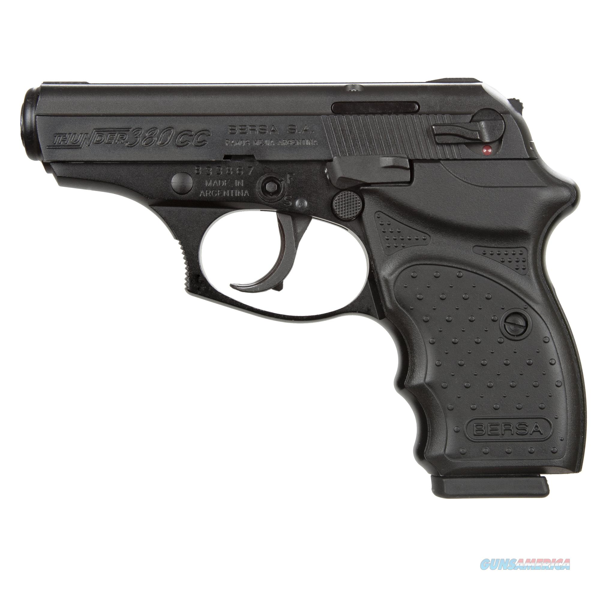 "Bersa Thunder .380 ACP 3.2"" 8+1 - New in Box  Guns > Pistols > Bersa Pistols"