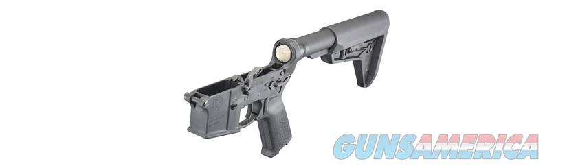 Ruger AR-Lower Elite Complete Lower Receiver - New in Box  Guns > Rifles > AR-15 Rifles - Small Manufacturers > Lower Only