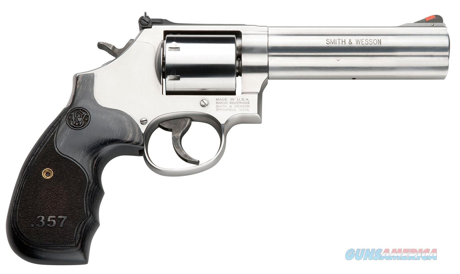 "Smith & Wesson 686 Plus 3-5-7 Magnum 5"" 7 rd - New in Box  Guns > Pistols > Smith & Wesson Revolvers > Full Frame Revolver"