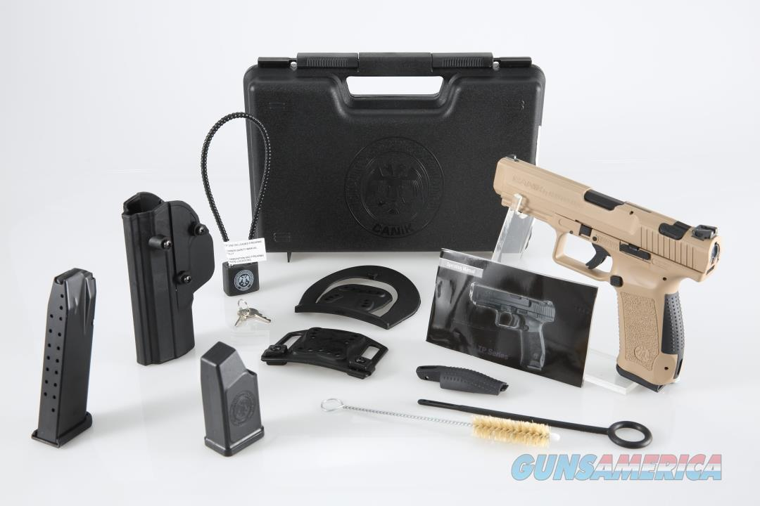 "Century Arms TP9SA 9mm 4.5"" 18+1 - New in Case  Guns > Pistols > Century International Arms - Pistols > Pistols"