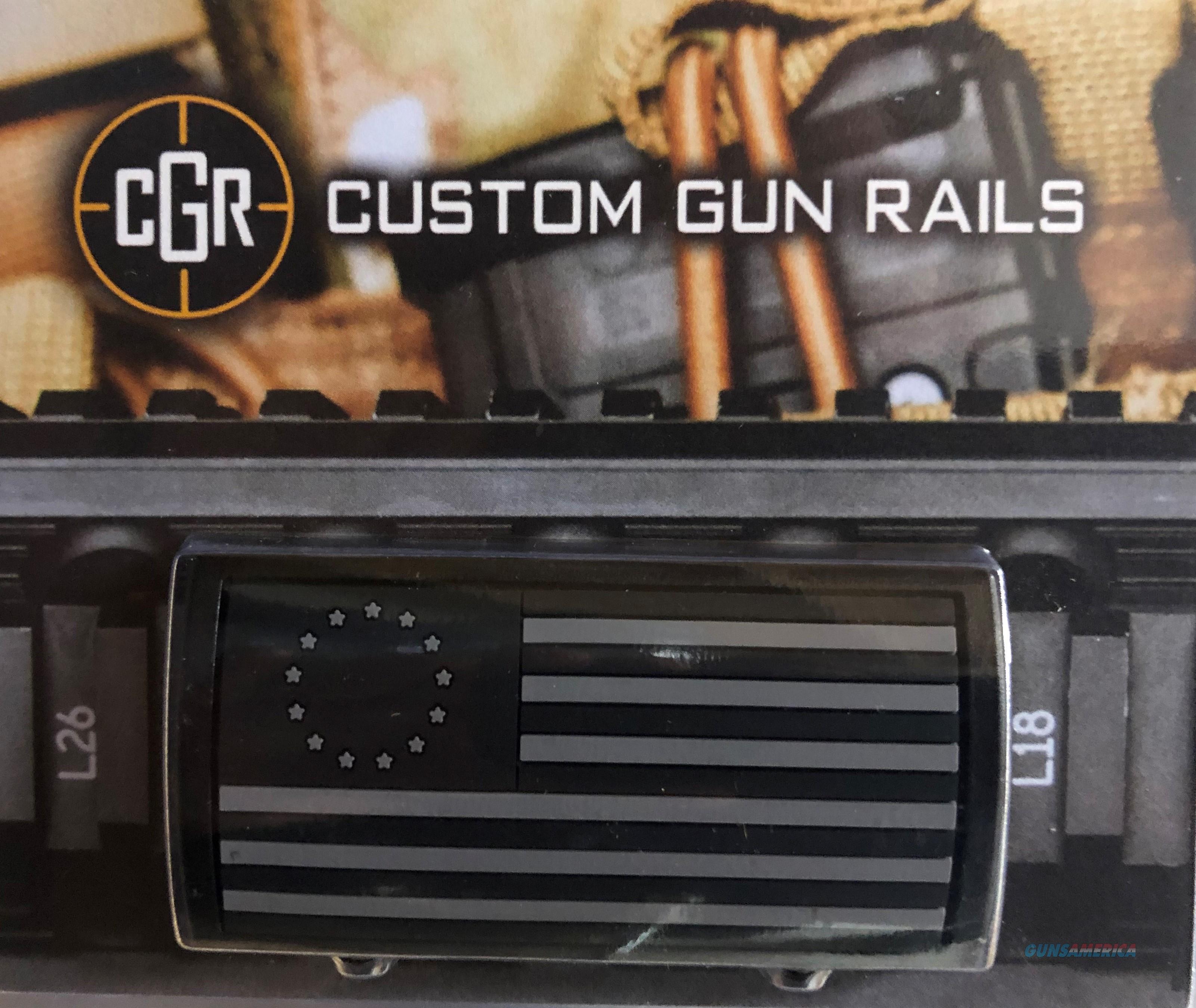 AR Grip PVC Custom Picatinny Rail Cover – Betsy Ross Flag, Stars Left  Non-Guns > Gun Parts > M16-AR15 > Upper Only
