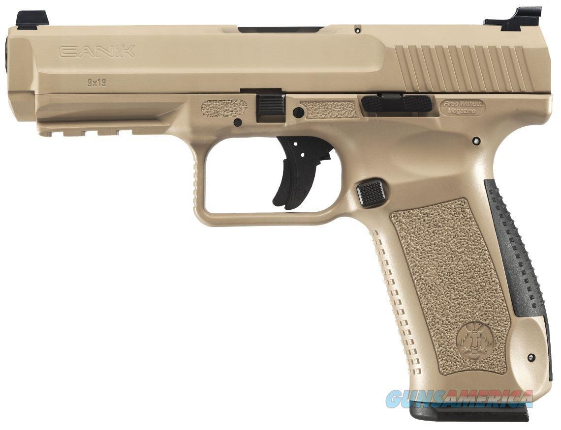"Century Arms TP9SF 9mm 4.4"" 18+1 Desert Tan - New in Case  Guns > Pistols > Century International Arms - Pistols > Pistols"