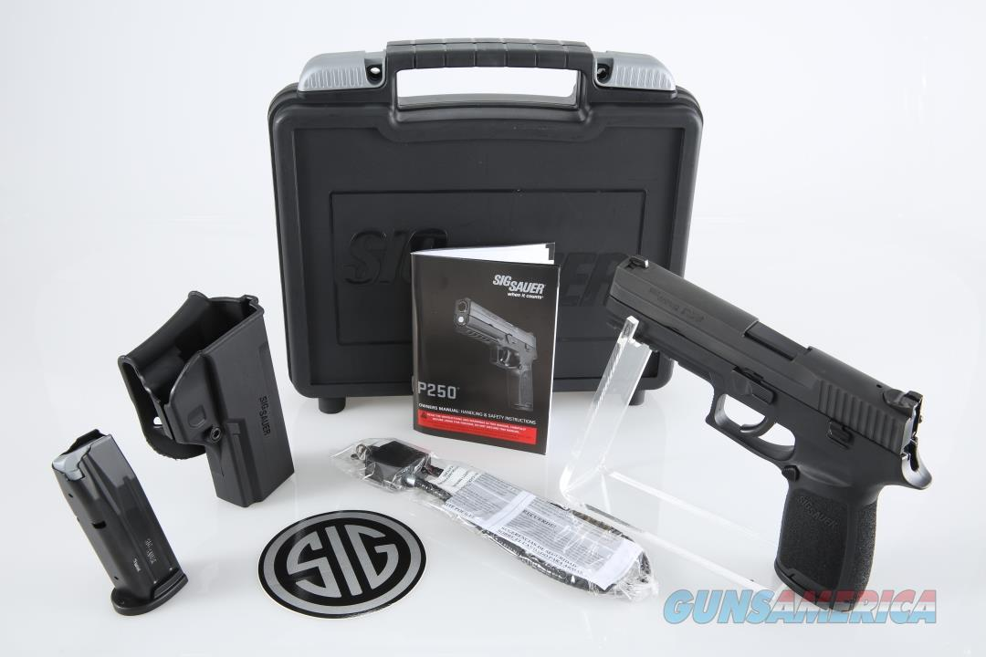 "Sig Sauer P250 Full Size 9mm 4.7"" 17+1 - New in Box  Guns > Pistols > Sig - Sauer/Sigarms Pistols > P250"