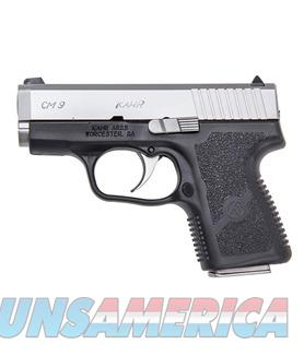 "Kahr CM9 9mm 3"" 6+1 - New in Box  Guns > Pistols > Kahr Pistols"