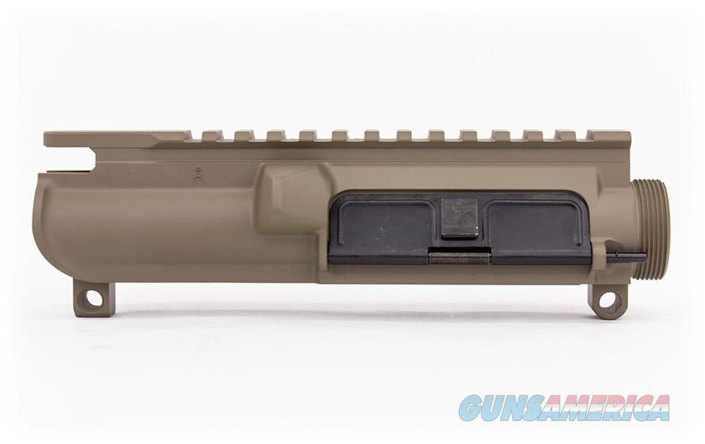 Aero Precision AR15 Assembled Upper Receiver, No Forward Assist - FDE Cerakote  Non-Guns > Gun Parts > M16-AR15 > Upper Only