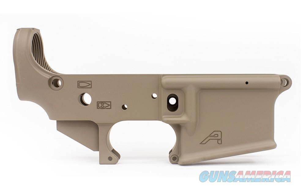 Aero Precision AR15 Stripped Lower Receiver, Gen 2 – FDE Cerakote  Guns > Rifles > AR-15 Rifles - Small Manufacturers > Lower Only