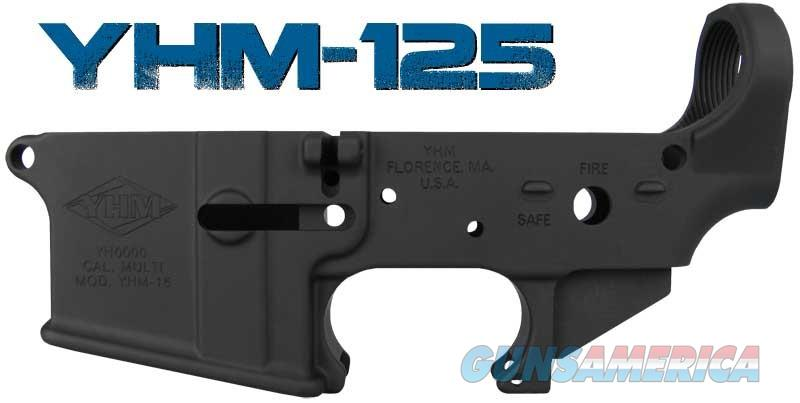 YHM AR15 Stripped Lower Receiver  Guns > Rifles > AR-15 Rifles - Small Manufacturers > Lower Only