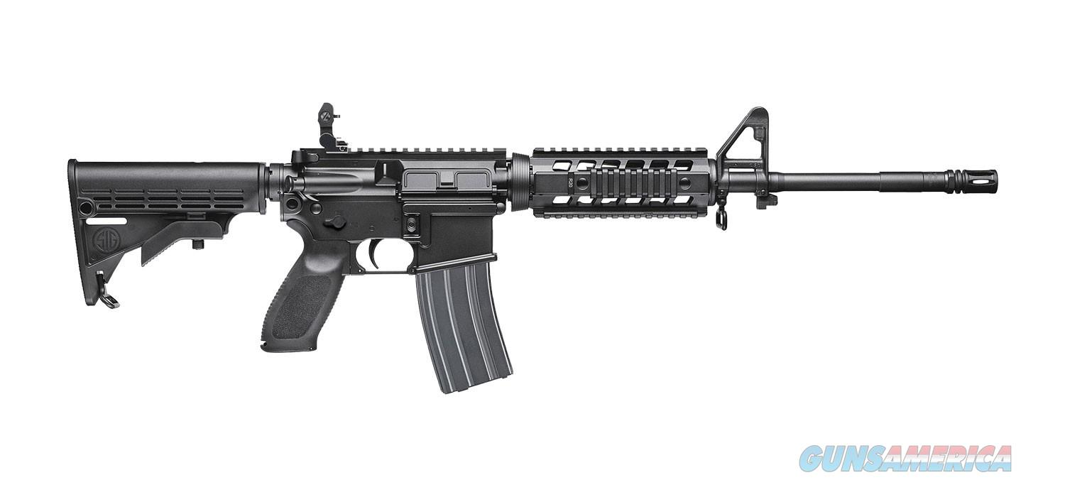 "Sig Sauer M400 SWAT 223/5.56 16"" 30+1 - New in Box  Guns > Rifles > Sig - Sauer/Sigarms Rifles"