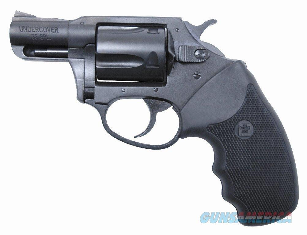"Charter Arms Undercover Single/Double .38 Special 2"" 5 Shot - New in Box  Guns > Pistols > Charter Arms Revolvers"