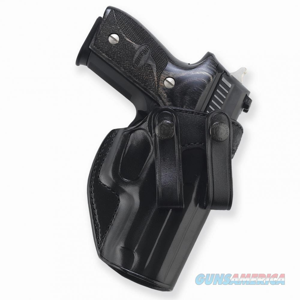 Galco Summer Comfort Inside Pant Holster – Smith & Wesson M&P Compact with Ambidextrous Safety  Non-Guns > Holsters and Gunleather > Concealed Carry