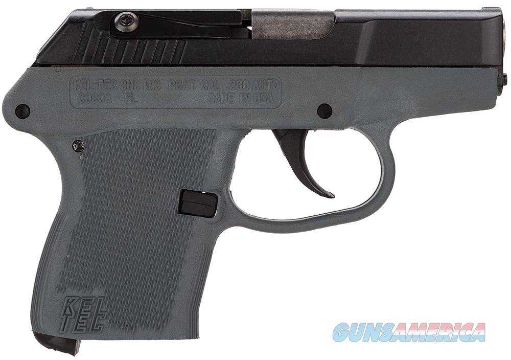 "Kel-Tec P-3AT .380 ACP 2.75"" 6+1 Black/Gray - New in Box  Guns > Pistols > Kel-Tec Pistols > Pocket Pistol Type"