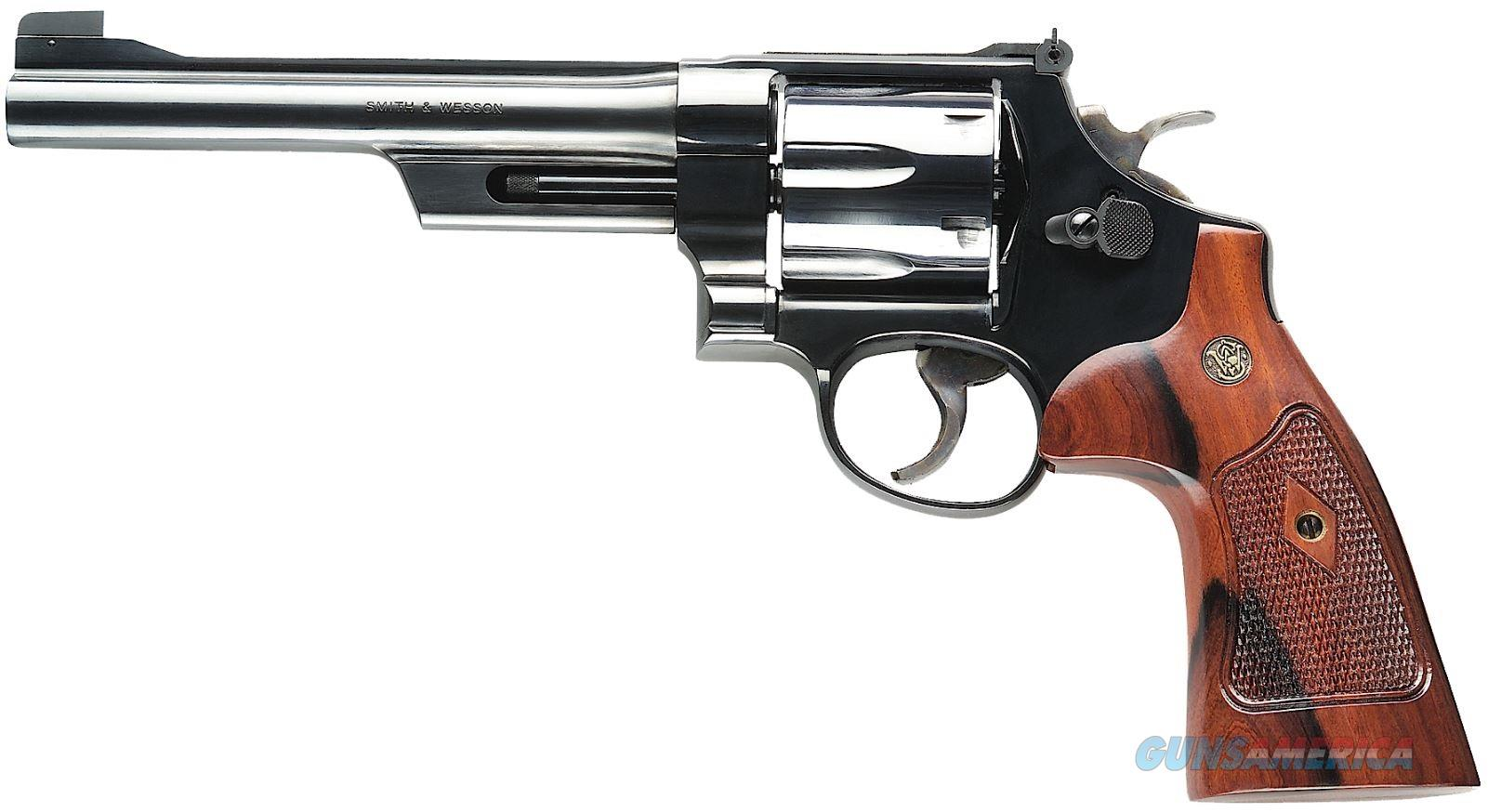 "Smith & Wesson 25 Classic 45 Colt (LC) 6.5"" 6 Shot - New in Box  Guns > Pistols > Smith & Wesson Revolvers > Full Frame Revolver"