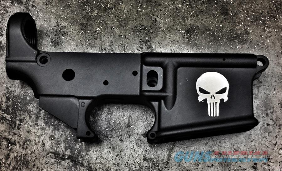 "Anderson ""Punisher"" AR15 Lower Receiver    Guns > Rifles > AR-15 Rifles - Small Manufacturers > Lower Only"
