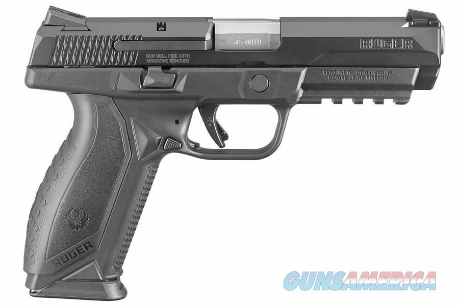 Ruger American Pistol – 45 Auto Guns > Pistols > Ruger Semi-Auto Pistols > American Pistol