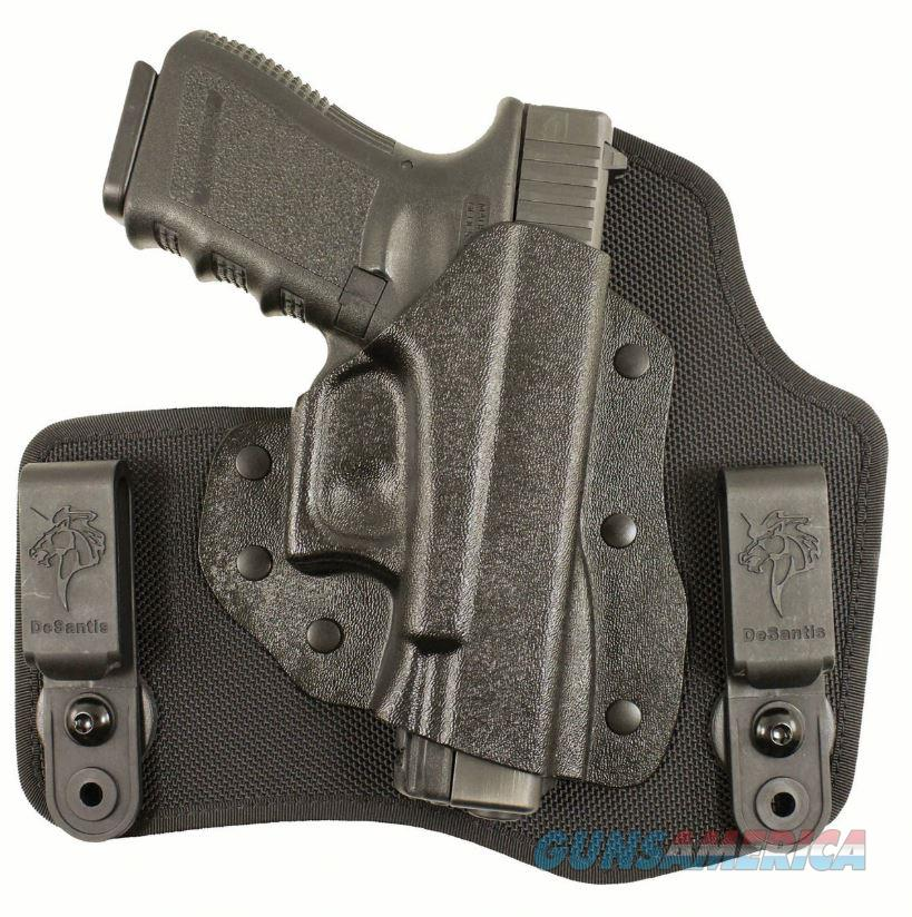 DeSantis M65KA8JZ0 Invader Inside the Waistband (IWB) Holster, Right Draw - Sig Sauer P365/P365 SAS  Non-Guns > Holsters and Gunleather > Concealed Carry