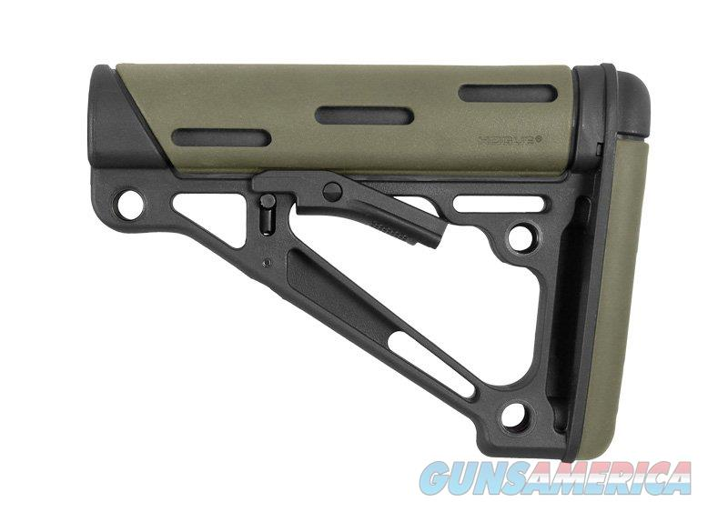 AR-15/M-16 OverMolded Collapsible Buttstock – Fits Commercial Buffer Tube - ODG Rubber  Non-Guns > Gun Parts > M16-AR15 > Upper Only