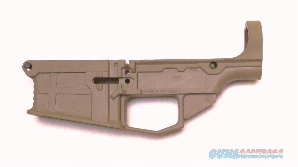 James Madison Tactical AR10/.308 Equalizer Polymer 80% Lower Receiver - FDE  Non-Guns > Gun Parts > M16-AR15 > Upper Only