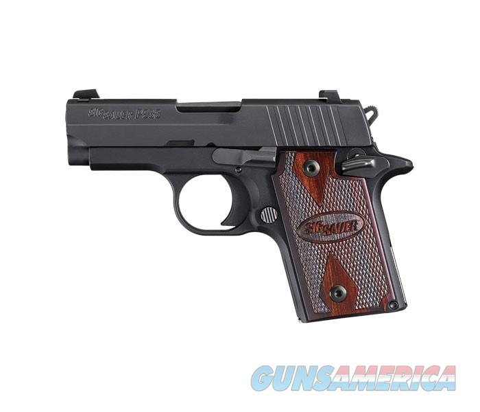 "Sig Sauer P938 Rosewood Ambidextrous 9mm 3"" 6+1 - New in Box  Guns > Pistols > Sig - Sauer/Sigarms Pistols > P938"