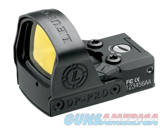 Leupold DeltaPoint Pro 1x Obj 7.5 MOA Black - New in Box  Non-Guns > Scopes/Mounts/Rings & Optics > Tactical Scopes > Other Head-Up Optics