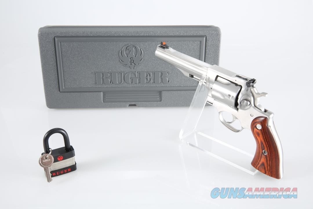 "Ruger Redhawk .44 Magnum 5.5"" 6 Shot - New in Case  Guns > Pistols > Ruger Double Action Revolver > Redhawk Type"