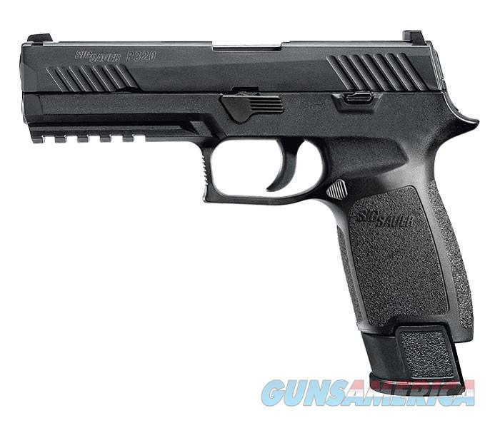 "Sig Sauer P320 TACOPS Full Size 9mm 4.7"" 21+1 - Night Sights - New in Case  Guns > Pistols > Sig - Sauer/Sigarms Pistols > P320"