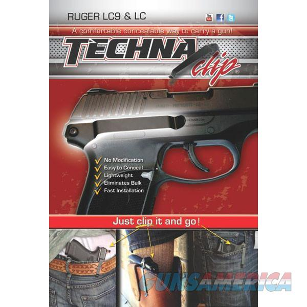 Techna Clip Gun Belt Clip – Ruger LC9 or LC380 (Right Side)  Non-Guns > Holsters and Gunleather > Concealed Carry