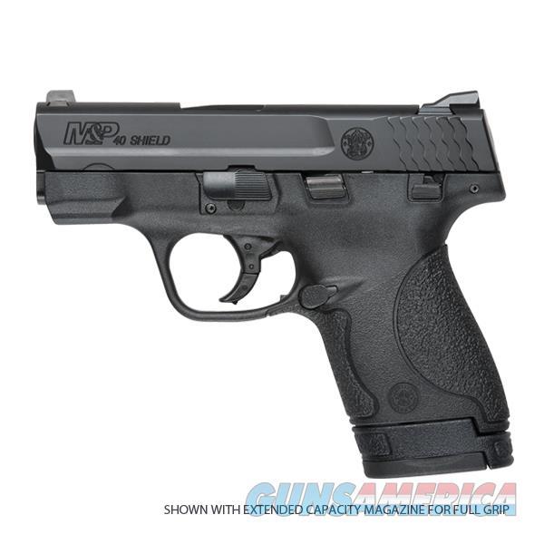 Smith & Wesson M&P Shield FS - .40 S&W - New in Box  Guns > Pistols > Smith & Wesson Pistols - Autos > Shield