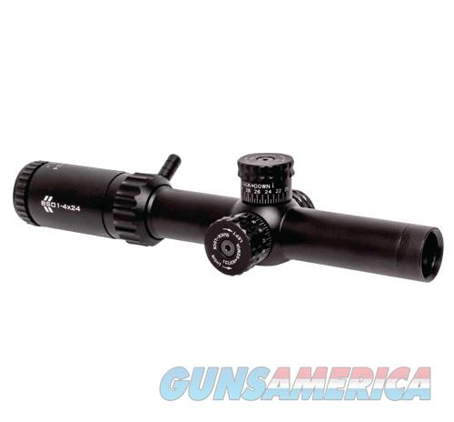Black Spider Optics BSO1-4X24 Illuminated Rifle Scope  Non-Guns > Scopes/Mounts/Rings & Optics > Tactical Scopes > Variable Recticle