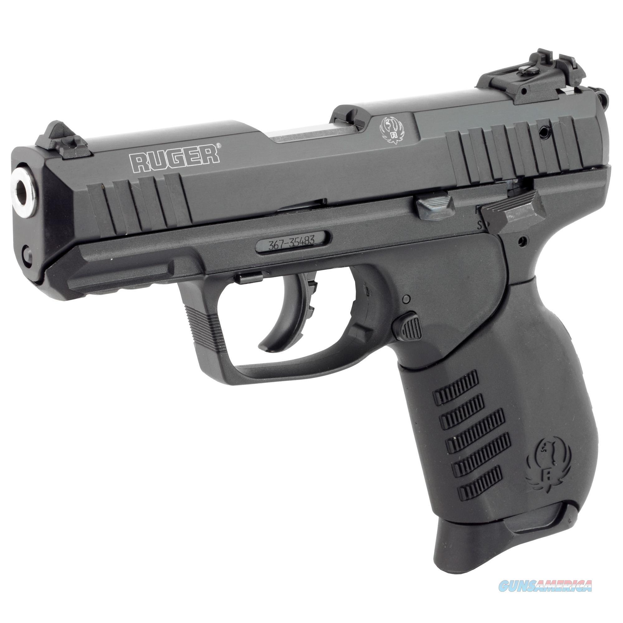 "Ruger 3600 SR22 .22LR 3.5"" 10+1 - New in Box!  Guns > Pistols > Ruger Semi-Auto Pistols > SR Family > SR22"