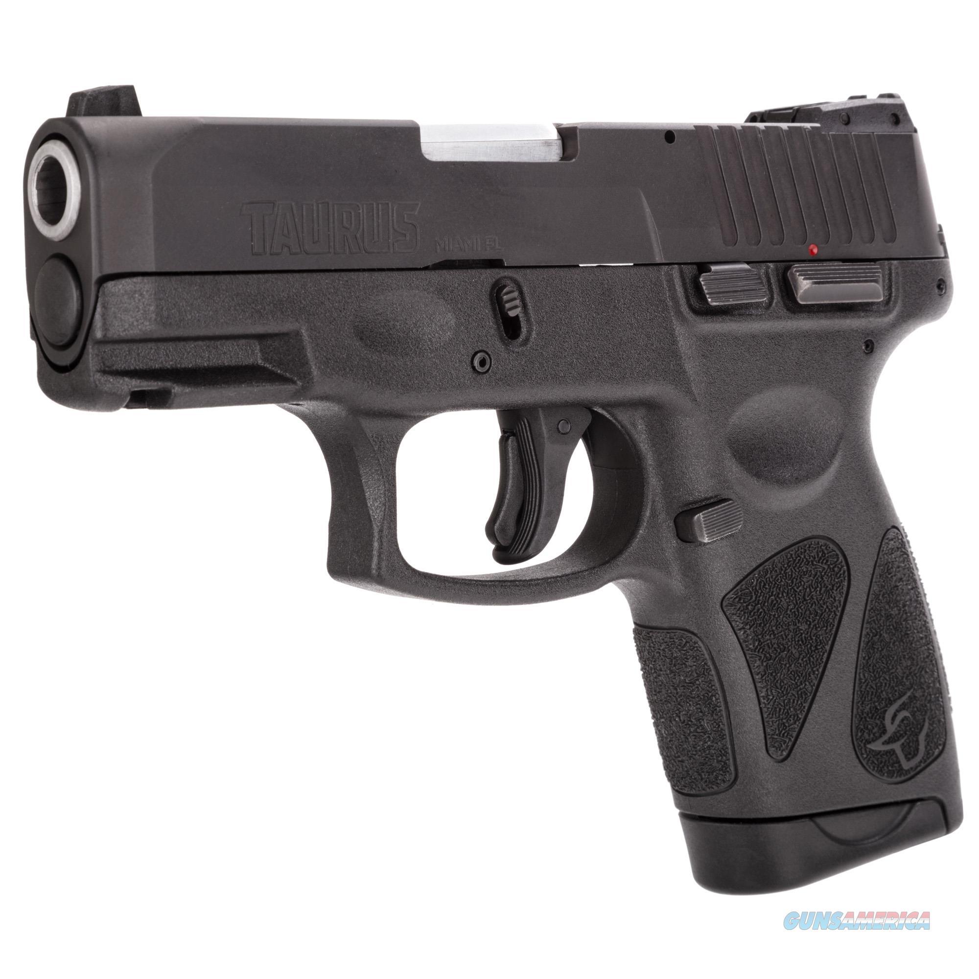 "Taurus G2S 9mm 3.25"" 7+1 - New in Box!  Guns > Pistols > Taurus Pistols > Semi Auto Pistols > Polymer Frame"