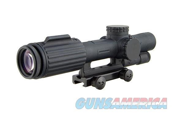 Trijicon VCOG® 1-6x24 Riflescope Red Segmented Circle / Crosshair .223 / 55 Grain Ballistic Reticle w/ Thumb Screw Mount - New in Box  Non-Guns > Scopes/Mounts/Rings & Optics > Tactical Scopes > Variable Recticle