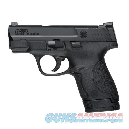 "Smith & Wesson M&P Shield w/Crimson Trace Green Laserguard 9mm 3.1"" 7+1/8+1 - New in Case  Guns > Pistols > Smith & Wesson Pistols - Autos > Polymer Frame"