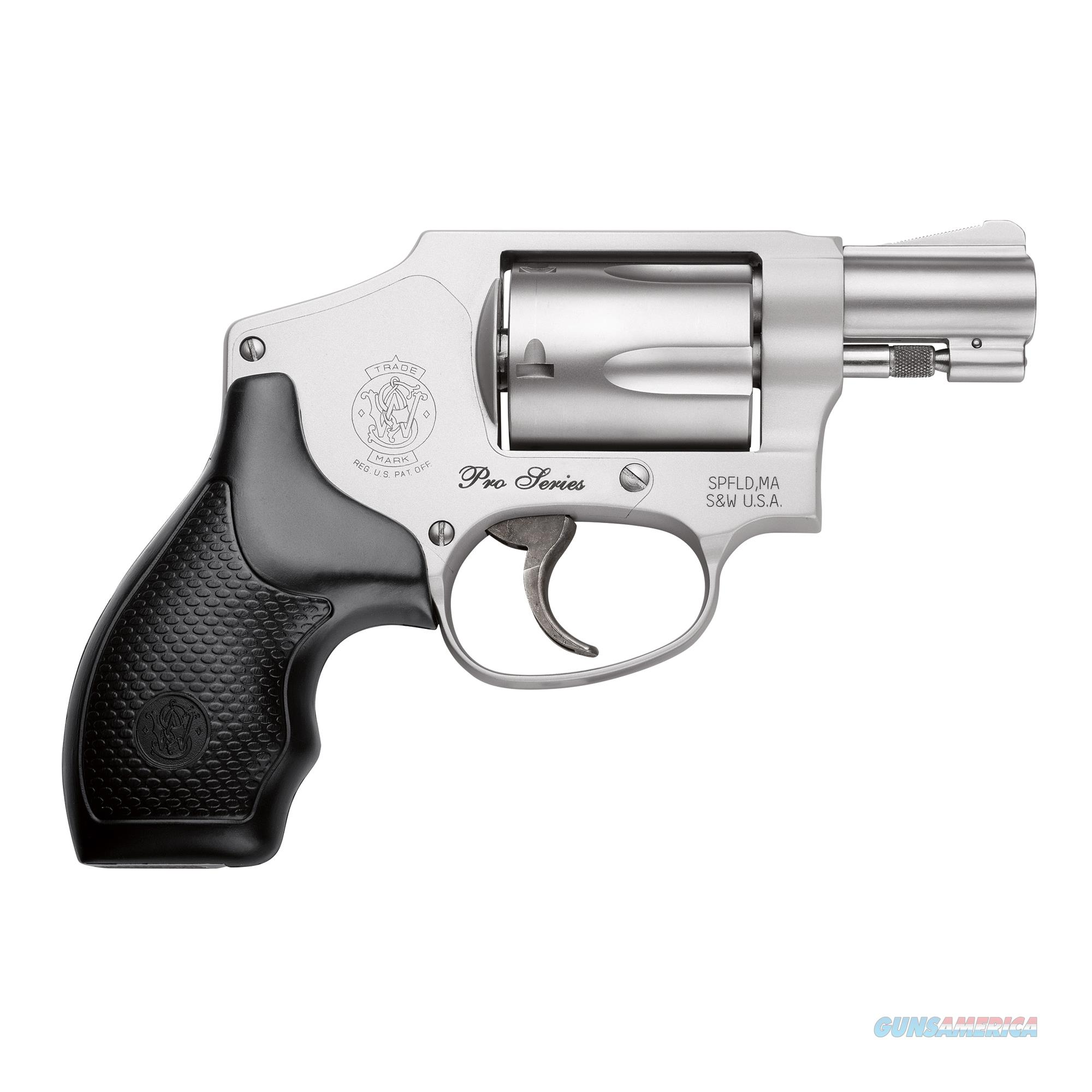 "Smith & Wesson Pro Series 642 .38 Special 1.875"" 5 Shot Stainless Steel - New in Box  Guns > Pistols > Smith & Wesson Revolvers > Small Frame ( J )"