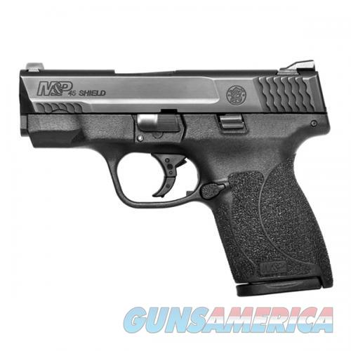 Smith & Wesson M&P Shield FS No Thumb Safety – .45 ACP - New in Case  Guns > Pistols > Smith & Wesson Pistols - Autos > Polymer Frame