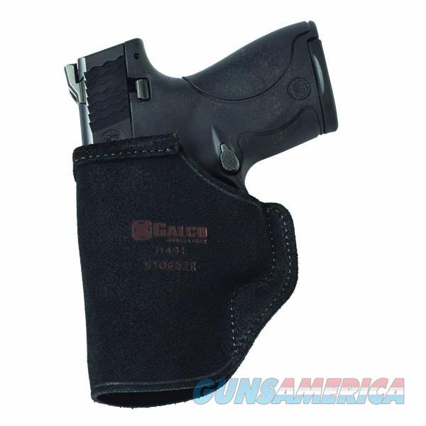 "Galco STO212B Stow-N-Go Inside the Waistband Holster, Black – 1911 5"", Right Draw  Non-Guns > Holsters and Gunleather > Concealed Carry"