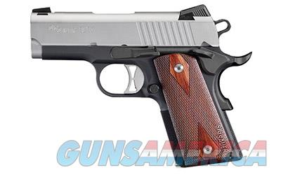"""Sig Sauer 1911 Ultra Compact 9mm 3.3"""" 7+1, Night Sights - New in Case  Guns > Pistols > Sig - Sauer/Sigarms Pistols > 1911"""