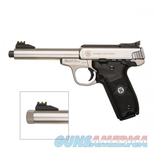 """Smith & Wesson SW22 Victory .22 LR 5.5"""" 10+1 - New in Box  Guns > Pistols > Smith & Wesson Pistols - Autos > .22 Autos"""