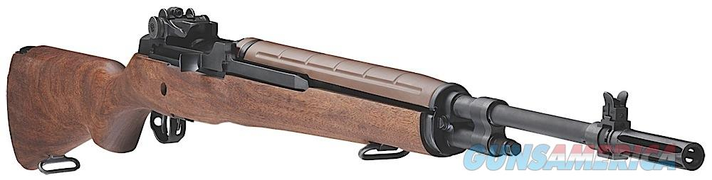 "Springfield M1A .308/7.62 22"" 10+1 American Walnut Stock - New in Box  Guns > Rifles > Springfield Armory Rifles > M1A/M14"