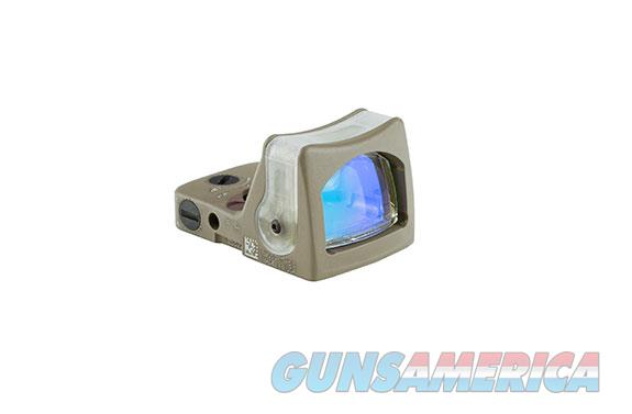 Trijicon RMR Dual-Illuminated Sight - 12.9 MOA Green Triangle - New in Box  Non-Guns > Scopes/Mounts/Rings & Optics > Tactical Scopes > Other Head-Up Optics