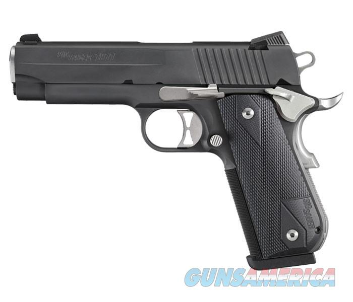 "Sig Fastback Carry Nightmare .45ACP 4.2"" 8+1 - New in Case  Guns > Pistols > Sig - Sauer/Sigarms Pistols > 1911"