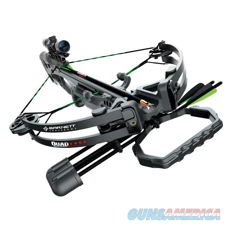 Barnett Quad Edge 340 Crossbow Package with Scope  Non-Guns > Archery > Bows > Crossbows