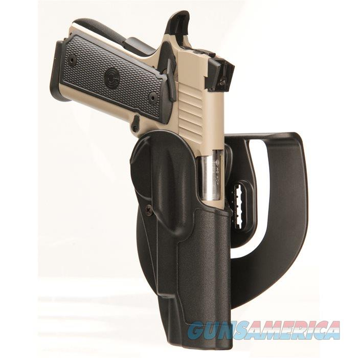 BlackHawk 413509BK-R SERPA CQC Sportster Paddle Holster – Gun Metal Gray, Right Draw – H&K USP Compact  Non-Guns > Holsters and Gunleather > Concealed Carry