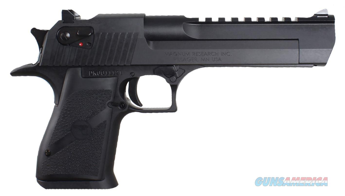 "Magnum Research Desert Eagle Mark XIX 50AE 6"" 7+1 - New in Box  Guns > Pistols > Magnum Research Pistols"