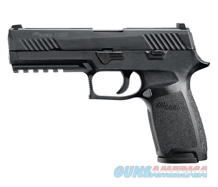 "Sig Sauer P320 Full Size 9 mm 4.7"" 17+1 - New in Box  Guns > Pistols > Sig - Sauer/Sigarms Pistols > P320"