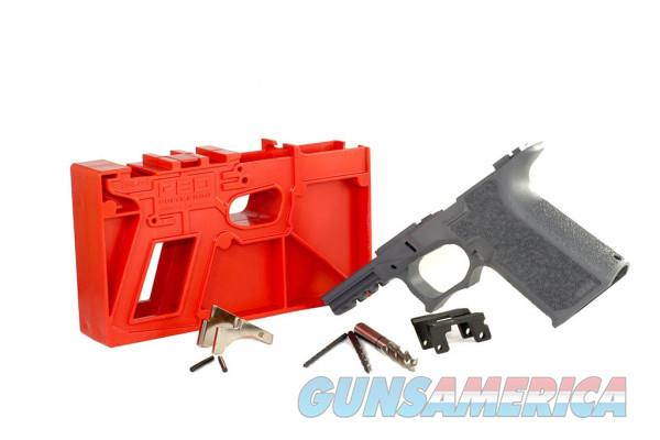 Polymer80 G19/23 Gen3 Compatible 80 Percent Frame Kit, Gray  Non-Guns > Gun Parts > Misc > Pistols
