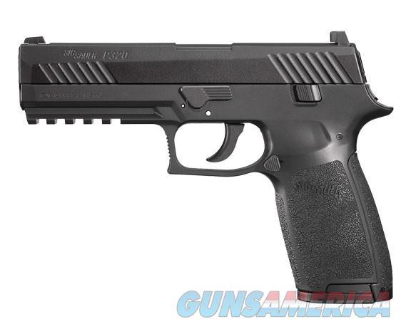 Sig Sauer P320 Air Pistol Semi-Automatic .177 Pellet/BB, Black  Non-Guns > Air Rifles - Pistols > CO2 Pistol