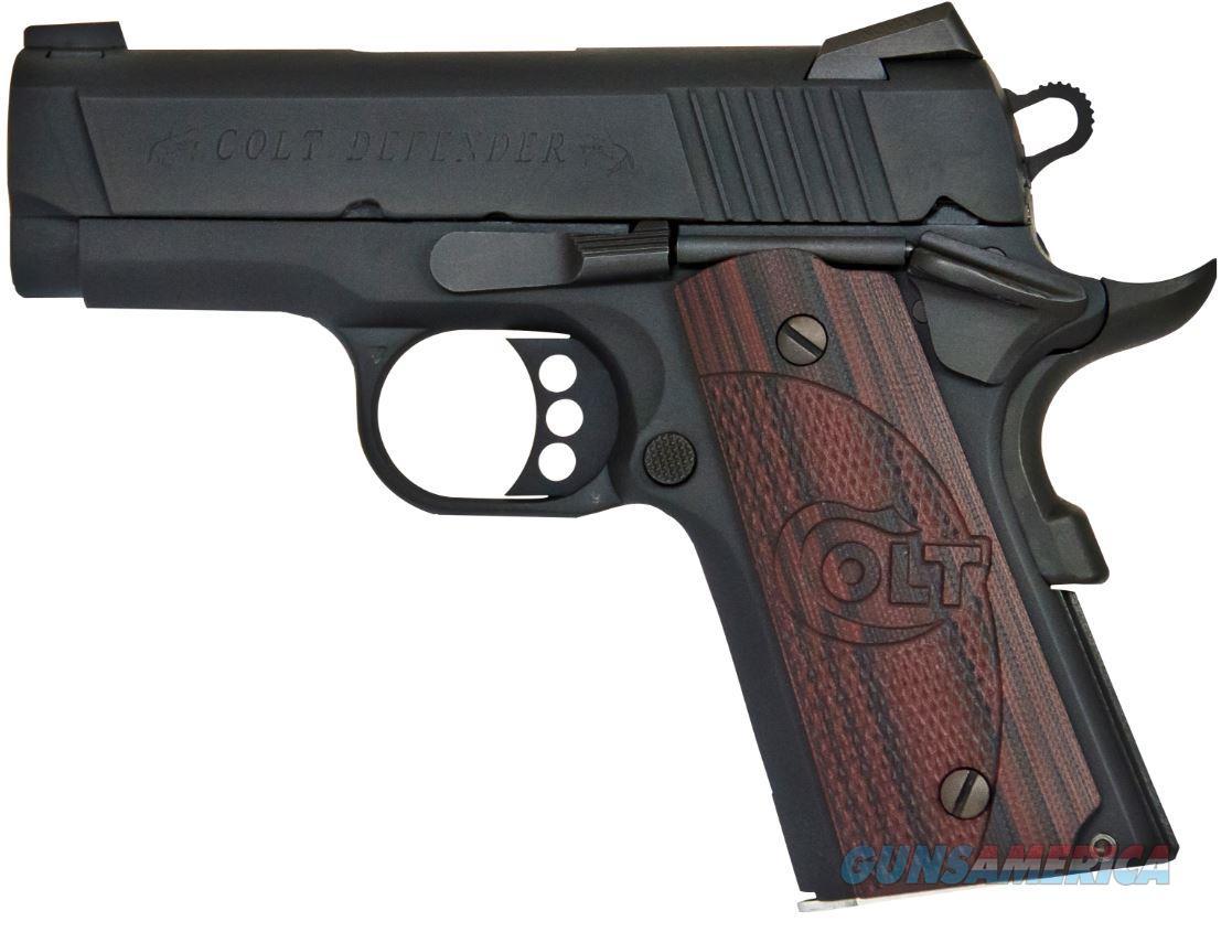 "Colt Defender 1911 .45 ACP 3"" 7+1 - New in Case  Guns > Pistols > Colt Automatic Pistols (1911 & Var)"