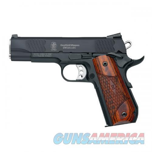 "Smith & Wesson 1911 E Series Scandium Frame .45 ACP 4.3"" 8+1 - New in Box  Guns > Pistols > Smith & Wesson Pistols - Autos > Steel Frame"