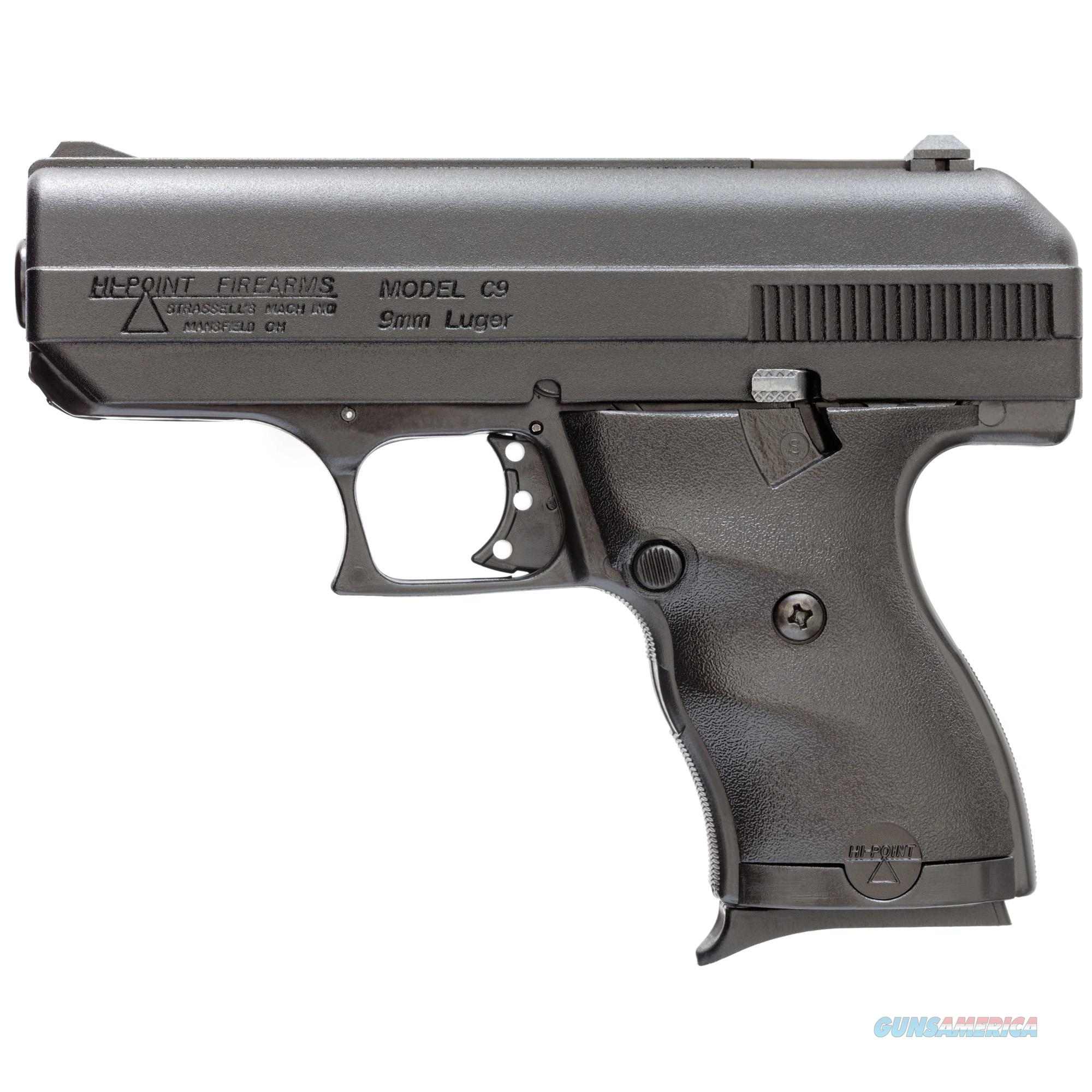 Hi-Point Compact 9MM Semi-Automatic Pistol - New in Box  Guns > Pistols > Hi Point Pistols