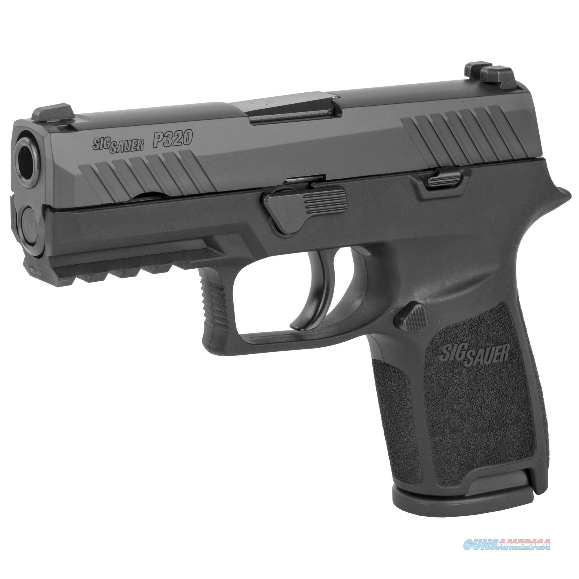 """Sig Sauer P320 Compact 9 mm 3.9"""" 15+1 - New in Box  Guns > Pistols > Sig - Sauer/Sigarms Pistols > P320"""